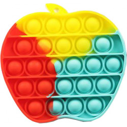 """Pop It """"Æble"""" Tri Color"""