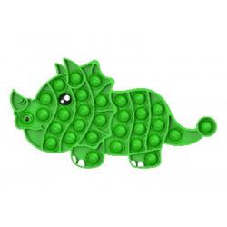 "Pop It ""Triceratops"""