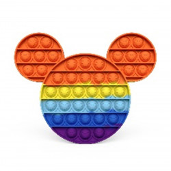 """Pop It """"Mickey"""" Regnbue"""