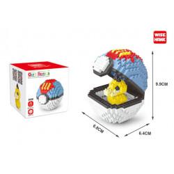 Wise Hawk Mini Blocks 2538